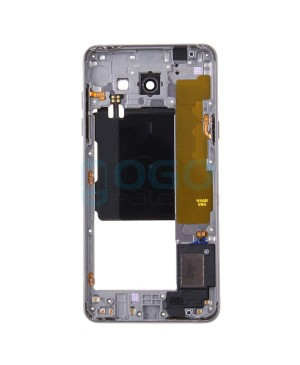 Rear Housing Bezel Replacement for Samsung Galaxy A5 2016 A510 - Black