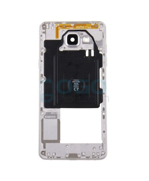 Rear Housing Bezel Replacement for Samsung Galaxy A5 2016 A510 - White