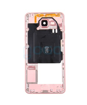 Rear Housing Bezel Replacement for Samsung Galaxy A5 2016 A510 - Rose Gold