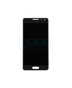 LCD & Digitizer Touch Screen Assembly Replacement for Samsung Galaxy Alpha - Black