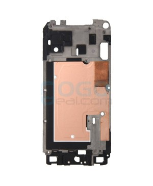 Front Housing Bezel Replacement for Samsung Galaxy Alpha G850