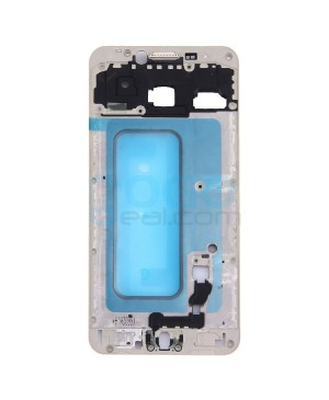 Front Housing Bezel Replacement for Samsung Galaxy C5 - Gold