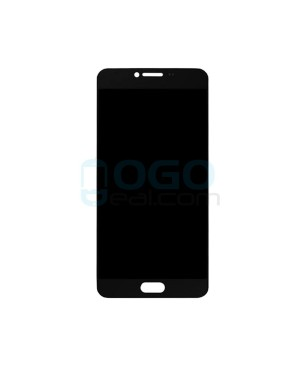 LCD & Digitizer Touch Screen Assembly Replacement for Samsung Galaxy C7 - Black