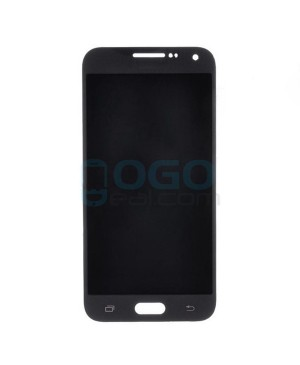 LCD & Digitizer Touch Screen Assembly Replacement for Samsung Galaxy E7 - Black