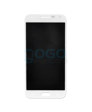 LCD & Digitizer Touch Screen Assembly Replacement for Samsung Galaxy E7 - White