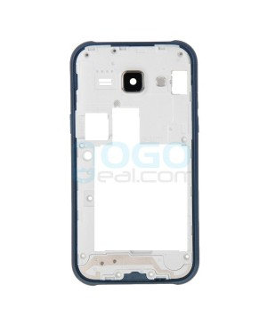 Rear Housing Bezel Replacement for Samsung Galaxy J1 J100 - Blue