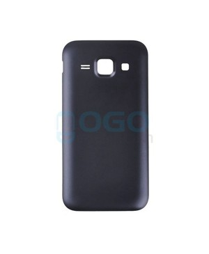 Battery Door/Back Cover Replacement for Samsung Galaxy J1 J100 - Black