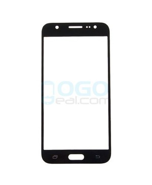 Front Outer Screen Glass Lens Replacement for Samsung Galaxy J2 - Black