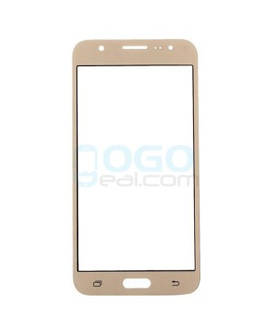 Front Outer Screen Glass Lens Replacement for Samsung Galaxy J2 - Gold