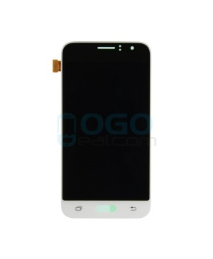 LCD & Digitizer Touch Screen Assembly Replacement for Samsung Galaxy J2 2016 J210 - White