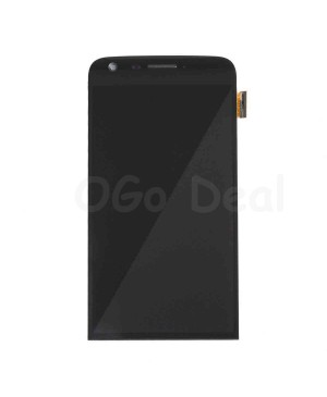 LG G5 LCD Screen & Digitizer Assembly With Frame replacement, Black