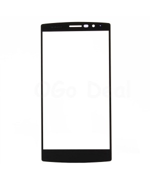LG G4 Front Glass, Black