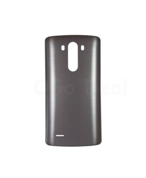 LG G3 D850/D855/LS990 Back Battery Cover Door - Black