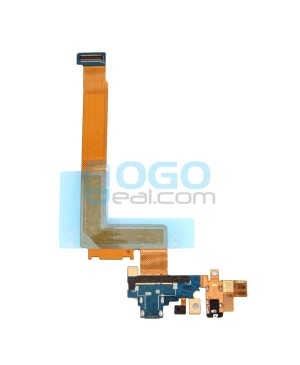 Charging Dock Port Flex Cable Replacement for lg G Flex