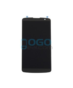 LCD & Digitizer Touch Screen Assembly Replacement for lg G Pro 2 F350 - Black