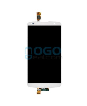 LCD & Digitizer Touch Screen Assembly Replacement for lg G Pro 2 F350 - White