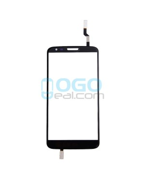 Digitizer Touch Glass Panel Replacement for LG G2 D801 T-Mobile Black