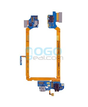 Charging Dock Port Flex Cable Replacement for lg G2 D801 T-Mobile