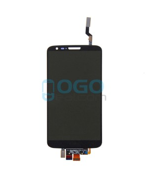 LCD & Digitizer Touch Screen Assembly Replacement for lg G2 VS980 - Black