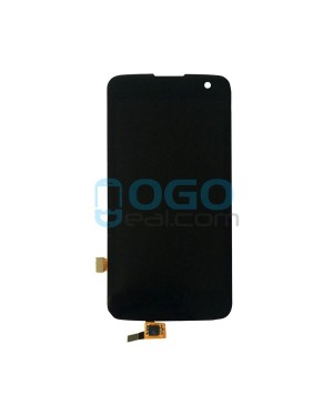 LCD & Digitizer Touch Screen Assembly Replacement for lg K4 - Black
