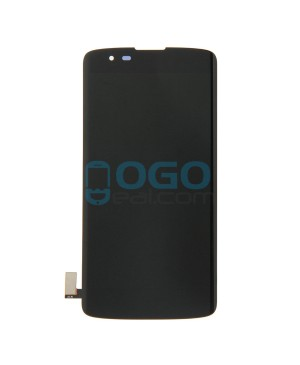 LCD & Digitizer Touch Screen Assembly Replacement for lg K8 - Black