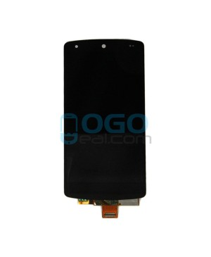 LCD & Digitizer Touch Screen Assembly Replacement for lg Nexus 5 D820 D821  - Black