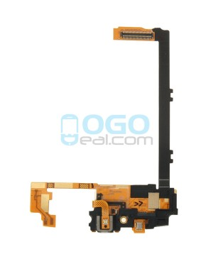Charging Dock Port Flex Cable Replacement for Google Nexus 5 D820 D821