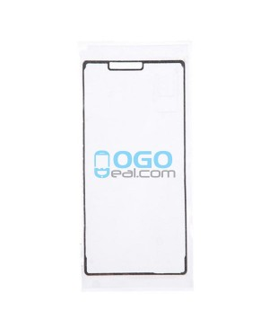 Front Housing Adhesive Sticker Replacement for Sony Xperia Z3