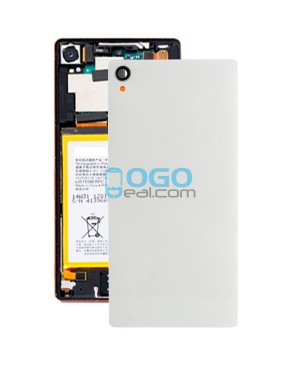 Battery Door/Back Cover Replacement for Sony Xperia Z3 White Ori