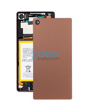 Battery Door/Back Cover Replacement for Sony Xperia Z3 Gold Ori