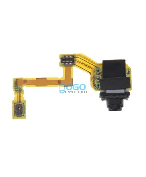 Headphone Jack Flex Cable Replacement for Sony Xperia Z5