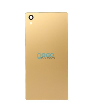 Battery Door/Back Cover Replacement for Sony Xperia Z5 Gold Ori