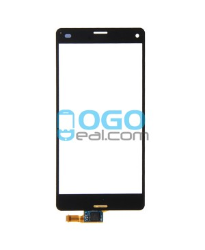 Digitizer Touch Glass Panel Replacement for Sony Xperia Z3 Compact/Z3 Mini Black