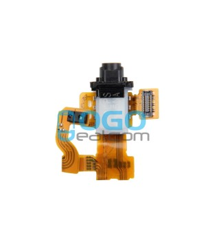 Headphone Jack Flex Cable Replacement for Sony Xperia Z3 Compact/Z3 Mini