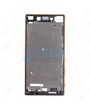 Front Housing Bezel Replacement for Sony Xperia Z5 Premium - Gold