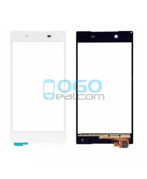 Digitizer Touch Glass Panel Replacement for Sony Xperia Z5 Compact/Mini White