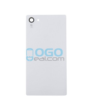 Battery Door/Back Cover Replacement for Sony Xperia Z5 Compact/Mini White Ori
