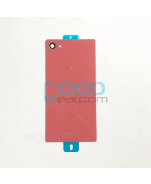 Battery Door/Back Cover Replacement for Sony Xperia Z5 Compact/Mini Red Ori