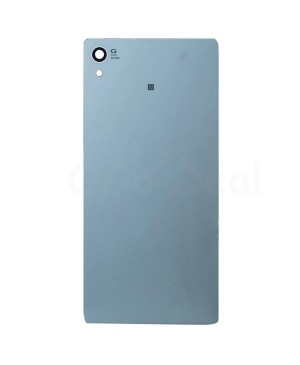 Battery Door/Back Cover Replacement for Sony Xperia Z3 + /Z4 Blue