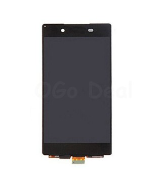 For Sony Xperia Z3 + /Z4 LCD & Touch Screen Assembly Replacement - Black