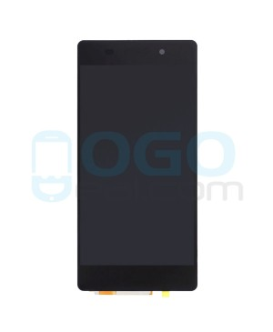 For Sony Xperia Z2 LCD & Touch Screen Assembly Replacement - Black