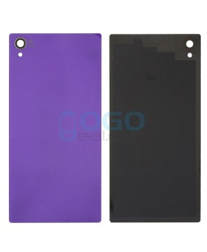 Battery Door/Back Cover Replacement for Sony Xperia Z1 L39H - Purple Ori