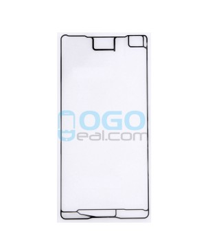 Front Housing Adhesive Sticker Replacement for Sony Xperia X Performance oem