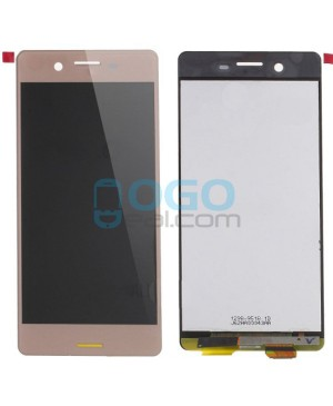 For Sony Xperia X / X Performance LCD & Touch Screen Assembly Replacement - Rose Gold