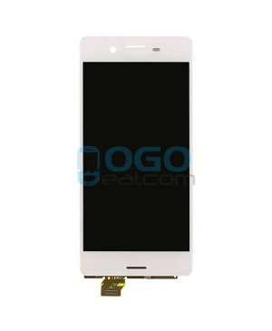 For Sony Xperia X / X Performance LCD & Touch Screen Assembly Replacement - White