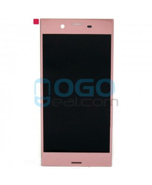For Sony Xperia XZ LCD & Touch Screen Assembly Replacement - Pink