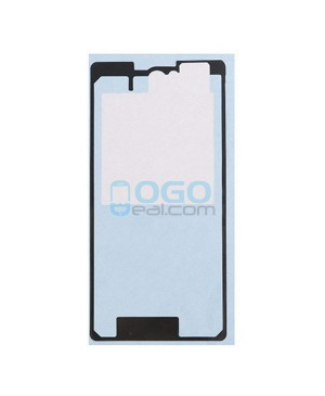 Battery Door/ Back Cover Adhesive Sticker Replacement for Sony Xperia Z1 Compact/Z1 Mini