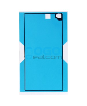 Battery Door/ Back Cover Adhesive Sticker Replacement for Sony Xperia Z Ultra XL39H