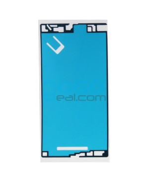 Front Housing Adhesive Sticker Replacement for Sony Xperia Z Ultra XL39H