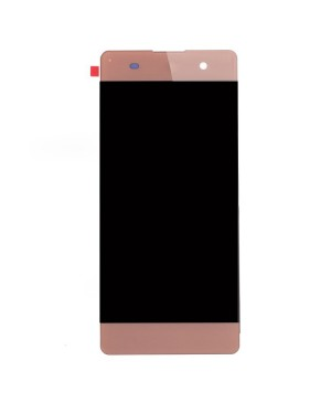 For Sony Xperia XA OEM LCD & Digitizer Touch Screen Assembly Replacement - Rose Gold